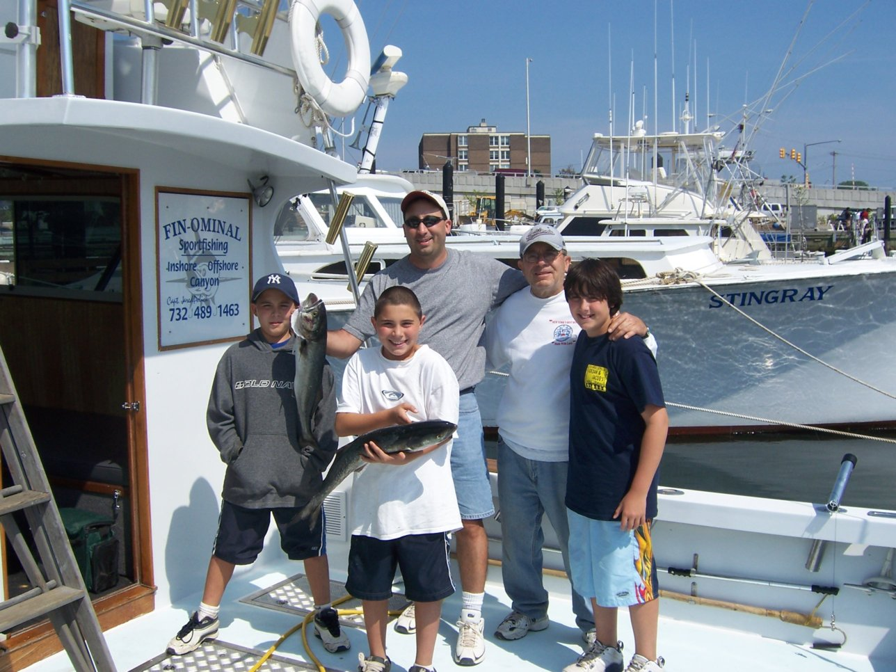 Belmar Blue Fish Charters